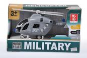 Helikopter wojskowy dźwięk/światło 23x14x10cm MC