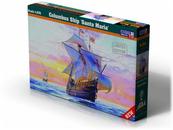 "Model żaglowca do sklejania Columbus Ship ""Santa Maria"" 1:270 SD-212"