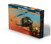 Model helikoptera do sklejania UH-1D Medevac 1:72 SD-80