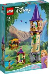 LEGO 43187 DISNEY PRINCESS Wieża Roszpunki