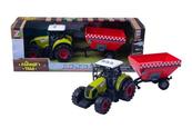 Traktor z maszyną w pudełku 1003851 cena za 1 szt
