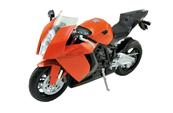 WELLY Motocykl KTM 1190RC8 1:10 62806