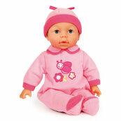 Bayer Lalka bobas My Little Baby 30cm z dźwiękiem 93007AA