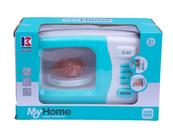 Kuchenka Mikrofalowa turkusowa My Home 3114B 1003989