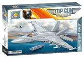COBI 5804 TOP GUN MAVERICK F/A-18E SUPER HORNET 555 klocków