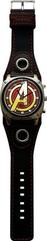 Zegarek analogowy w metalowym opakowaniu Avengers MV15788 Kids Euroswan