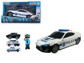 Auto policja światło, dźwięk 147737