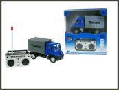 Ciężarówka na radio 12,5cm światło dźwięk 27MHz 6158B1