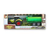 Traktor z maszyną rolniczą 147448