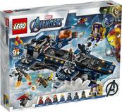PROMO LEGO 76153 SUPER HEROES Avengers Lotniskowiec p3