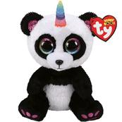TY BEANIE BOOS Paris panda z rogiem 15cm 36307