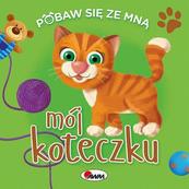 Książka Pobaw się ze mną mój koteczku AWM