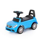 """Polesie 84484 Samochód-jeździk """"SuperCar"""" Nr3 z sygnałem dźwiękowym (niebieski)"""