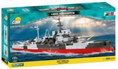 COBI 4820 Historical Collection WWII HMS WARSPITE 1515 klocków