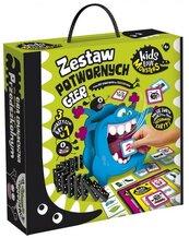 Kids Love Monsters Zestaw potwornych gier