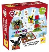 Bing Kolekcja 10 gier edukacyjnych