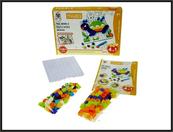 Układanka puzzle Ocean 4w1 128 części 6990-2
