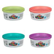 Play-Doh SAND Piasek tuba pojedyncza E9073 p5 HASBRO mix
