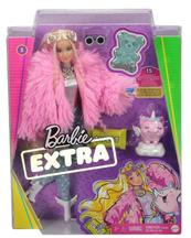 Barbie Lalka EXTRA MODA + akcesoria 3 GRN28 GRN27 MATTEL