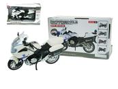 Motocykl Policja 18cm światło, dźwięk 661-011D HIPO