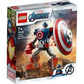 LEGO 76168 SUPER HEROES Opancerzony mech Kapitana Ameryki p4