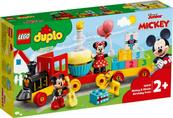 LEGO 10941 DUPLO Urodzinowy pociąg myszek Miki i Minnie p4