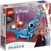 LEGO 43186 DISNEY PRINCESS Salamandra Bruni do zbudowania p4