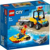 LEGO 60286 CITY Plażowy quad ratunkowy p4