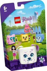LEGO 41663 FRIENDS Kostka Emmy z dalmatyńczykiem p5