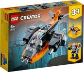 LEGO 31111 CREATOR Cyberdron p4