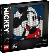 LEGO 31202 ART Disney Mickey Mouse p3
