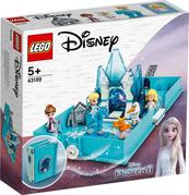 LEGO 43189 DISNEY PRINCESS Książka z przygodami Elzy i Nokka p6