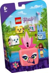 LEGO 41662 FRIENDS Kostka Olivii z flamingiem p5