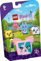 LEGO 41665 FRIENDS Kostka Stephanie z kotem p5