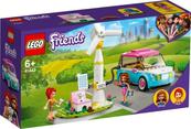 LEGO 41443 FRIENDS Samochód elektryczny Olivii p4
