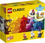 LEGO 11013 CLASSIC Kreatywne przezroczyste klocki p4