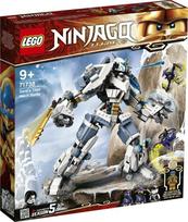 LEGO 71738 NINJAGO Starcie tytanów Mech p4