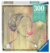 Puzzle 300el Moment: Dziewczyna 129669 RAVENSBURGER