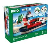 BRIO 33061 Port przeładunkowy