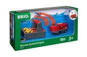 BRIO 33213 Lokomotywa Czerwona zdalnie sterowana