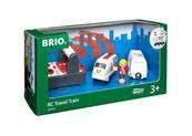 BRIO 33510 Lokomotywa biała zdalnie sterowana