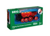 BRIO 33592 Lokomotywa klasyczna czerwona