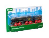 BRIO 33697 Pociąg Pocisk