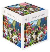 Puzzle 99el Moment Lama 165360 RAVENSBURGER