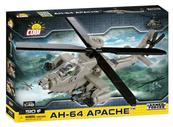 COBI 5808 Armed Forces Śmigłowiec AH-64 Apache 1:48 510 klocków