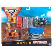 Monster Jam 1:70 Wyczynowy zestaw 6058007 p4 Spin Master