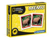 Clementoni Memo National Geographic 18093