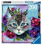 Puzzle 200el Moment Kot 129607 RAVENSBURGER