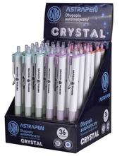 Długopis automatyczny p36 Astra Pen Crystal
