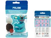 Modelina Air-Dry 100g jasno niebieska 9154152 MILAN